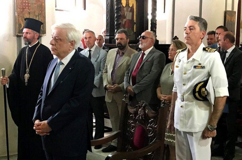Παρουσία του ΠτΔ η Επέτειος Απελευθέρωσης της Μονεμβασίας (ΦΩΤΟ)