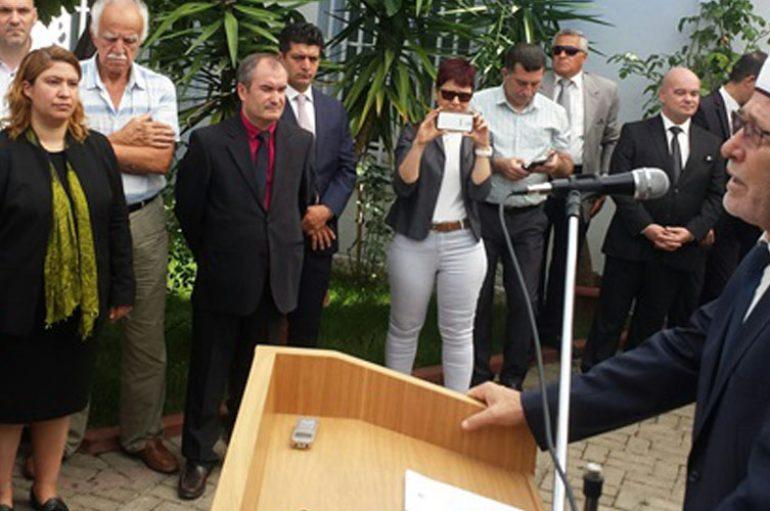 Ανθελληνικό παραλήρημα του ψευδομουφτή της Κομοτηνής