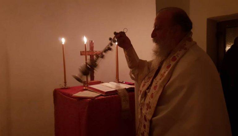 Ιερά Αγρυπνία στον Ι. Ναό Αγίου Αιμιλιανού στα Γρεβενά (ΦΩΤΟ)
