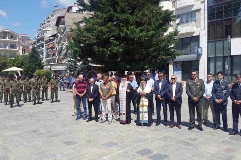 Επιμνημόσυνη Δέηση υπέρ των πεσόντων της ΕΛΔΥΚ στα Γρεβενά