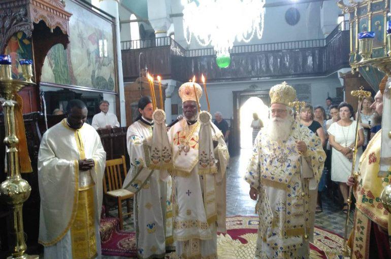 Ο Μητροπολίτης Καμπάλας Ιωνάς στην Ι. Μ. Δημητριάδος (ΦΩΤΟ)