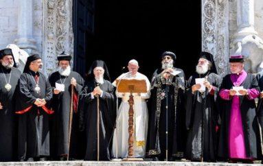 Ο Αλεξανδρινός Προκαθήμενος στο Μπάρι της Ιταλίας (ΦΩΤΟ)
