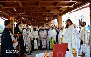 Αρχιερατικός Εσπερινός στην Ι. Μονή Αγίας Μαρίνας Άργους (ΦΩΤΟ)