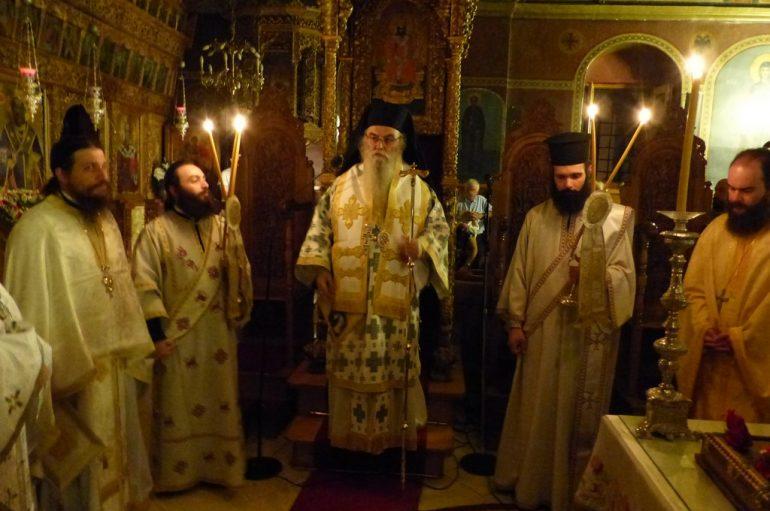 Αγρυπνία για τον Άγιο Παΐσιο τον Αγιορείτη στην Καστοριά (ΦΩΤΟ)