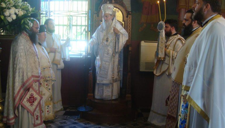 Η εορτή των Αγίων Αναργύρων στην Ι. Μ. Κορίνθου (ΦΩΤΟ)