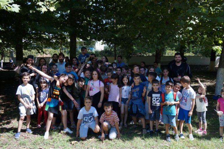 Πραγματοποιήθηκε το πρόγραμμα «Κατασκήνωση στην πόλη» της Ι. Μ. Θεσσαλιώτιδος