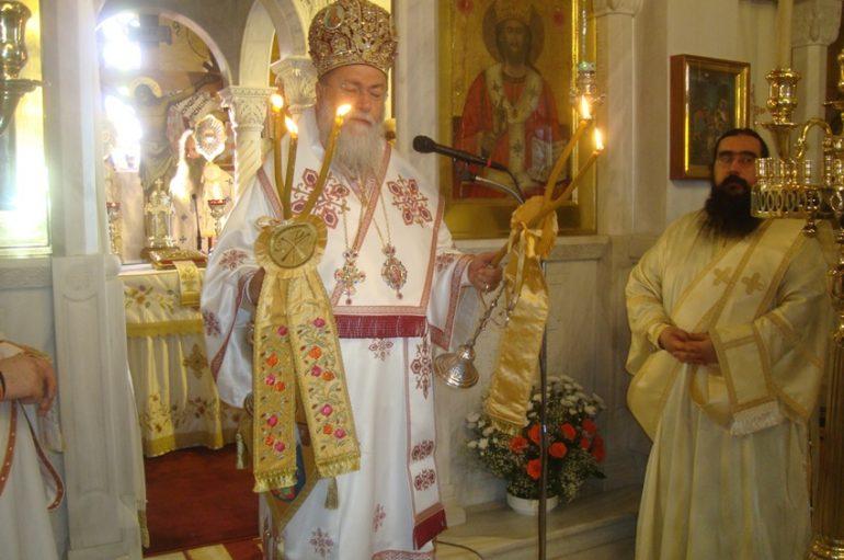 Η εορτή του Προφήτη Ηλία στην Ι. Μητρόπολη Κορίνθου (ΦΩΤΟ)