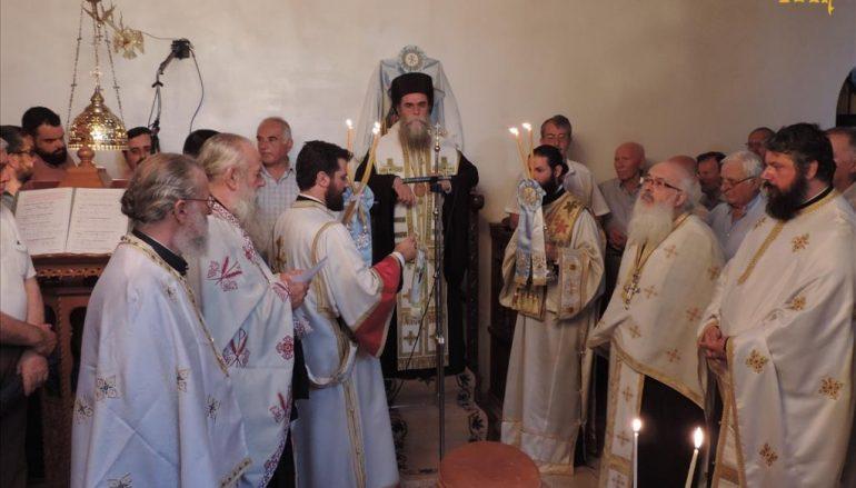 Αρχιερατικός Εσπερινός του Προφήτη Ηλία στην Άρτα (ΦΩΤΟ)