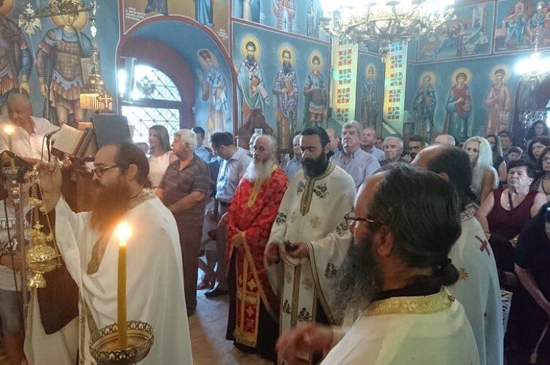 Πανηγύρισε η Παναγία των Βλαχερνών στη Λεπενού Αιτωλοακαρνανίας (ΦΩΤΟ)