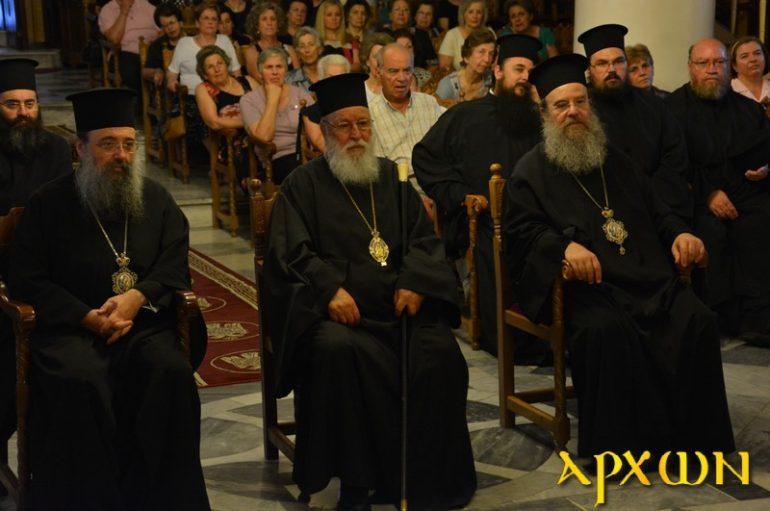 Εκδήλωση για τον Ιωάννη Καποδίστρια στην Ι. Μ. Μαντινείας (ΦΩΤΟ)