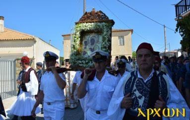 Την Πολιούχο της Παναγία Τριχερούσα θα εορτάσει η Φοινικούντα