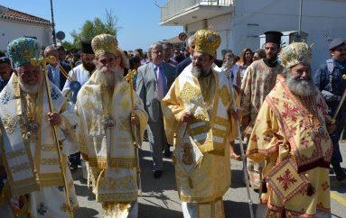 Την Παναγία Τριχερούσα πανηγύρισε η Φοινικούντα (ΦΩΤΟ)