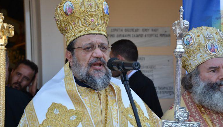"""Μεσσηνίας: """"Η θρησκευτικότητα του Έλληνα δεν καθορίζεται με νομοθετήματα"""" (ΒΙΝΤΕΟ)"""