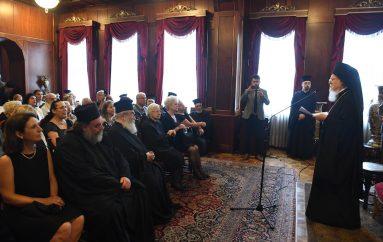Οικ. Πατριάρχης: «Λογικό να επιθυμώμεν την αποκατάστασιν του Ουκρανικού Εκκλ. Σώματος»