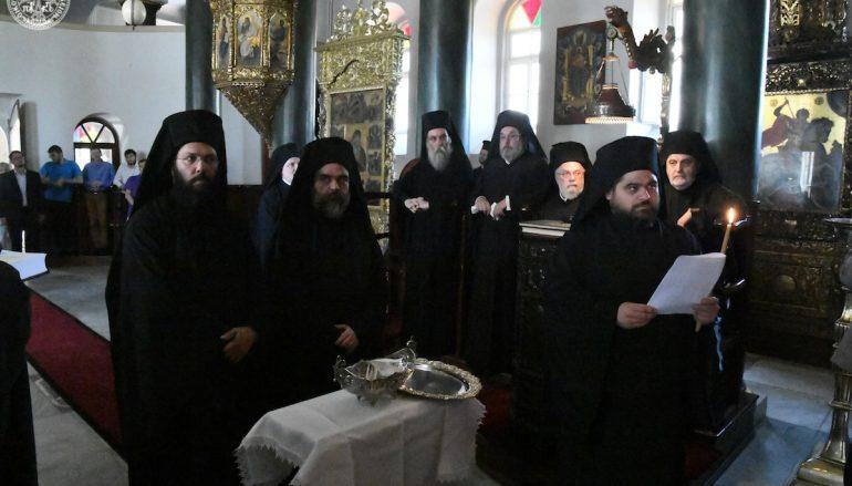 Εκλογές νέων Μητροπολιτών στο Οικουμενικό Πατριαρχείο (ΦΩΤΟ)