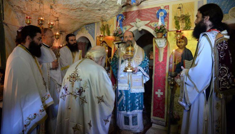 Εορτή του Οσίου Ιωακείμ Ηγουμένου της Μονής Νοτενών στην Πάτρα (ΦΩΤΟ)