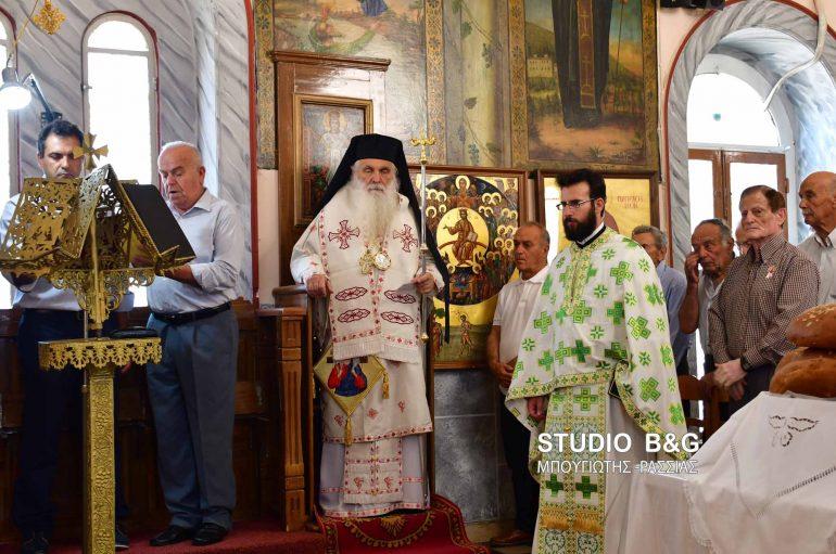 Η εορτή της Αγίας Κυριακής στην Ι. Μ. Αργολίδος (ΦΩΤΟ)