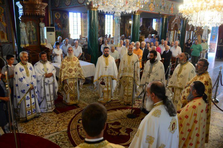 Η εορτή του Αγίου Παντελεήμονος στην Ι. Μ. Μεσσηνίας (ΦΩΤΟ)