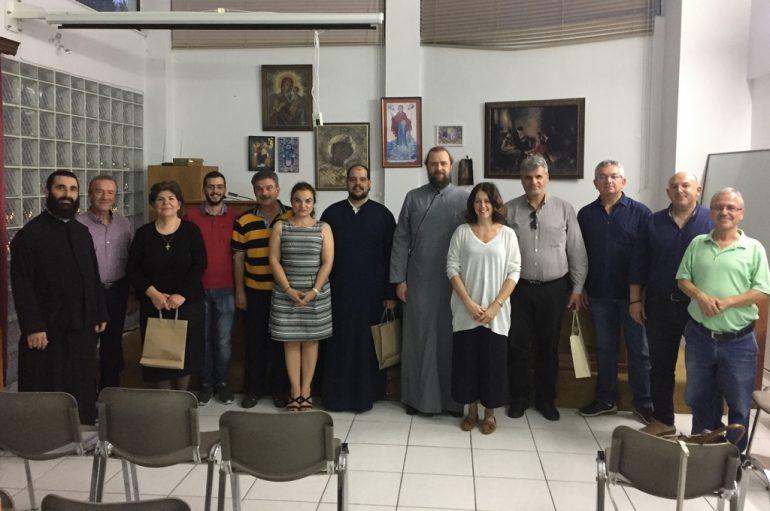 Διπλωματικές Εξετάσεις στην Σχολή Βυζ. Μουσικής της Ι. Μ. Χαλκίδος