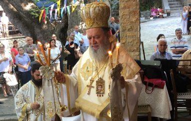 Η εορτή της Αγίας Κυριακής στα Καμπιά Διρφύων (ΦΩΤΟ)