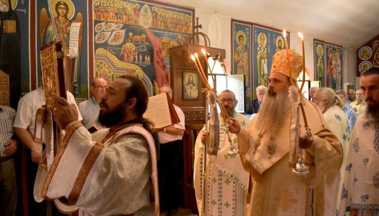 Ο εορτασμός της Αγίας Μαρίνης στην Ι. Μητρόπολη Σταγών (ΦΩΤΟ)