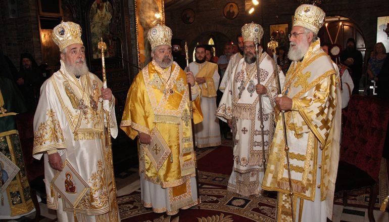 Η εορτή του Οσίου Σεραφείμ του Σάρωφ στο Τρίκορφο Φωκίδος (ΦΩΤΟ)