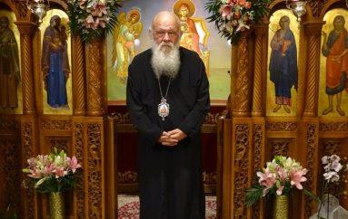 Ο Αρχιεπίσκοπος στον Ι. Ναό Αγίας Παρασκευής στη Νέα Ιωνία (ΦΩΤΟ)