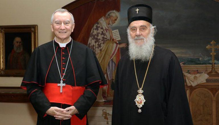 «Όχι» στην επίσκεψη του Πάπα Φραγκίσκου από τον Πατριάρχη Σερβίας Ειρηναίο