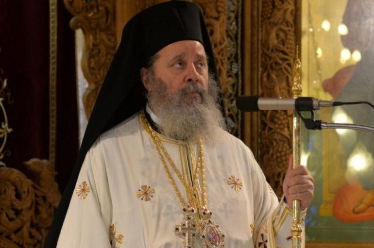 Ο Επίσκοπος Κερνίτσης μας εξέπληξε παίζοντας πινγκ-πονγκ! (ΒΙΝΤΕΟ)