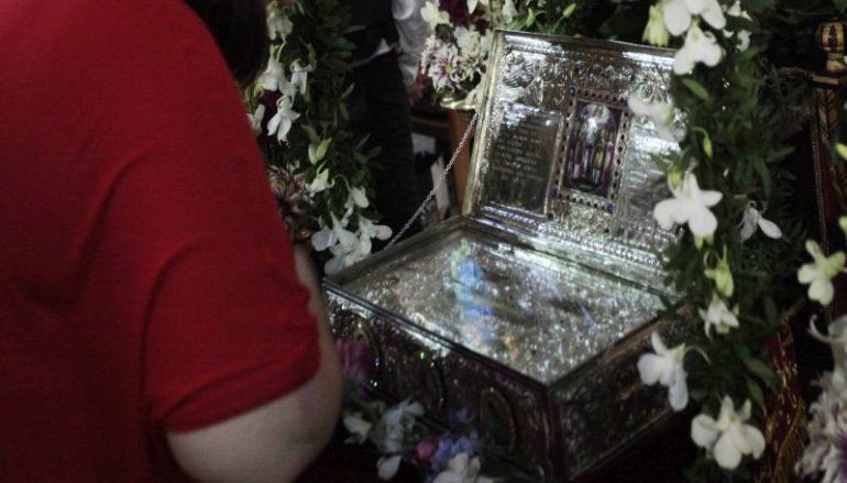 Πάτρα: 63χρονη έκλεψε Ιερά Λείψανα από Ναό