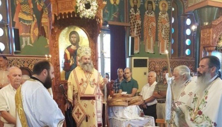 Η εορτή του Προφήτη Ηλία στην Ιερά Μητρόπολη Μάνης (ΦΩΤΟ)