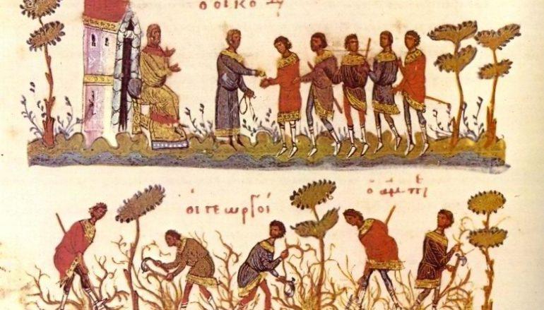 Η παραβολή των κακών γεωργών