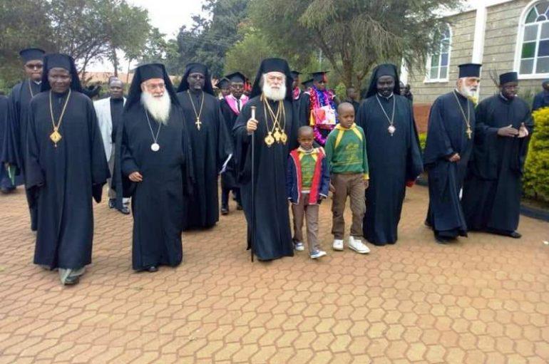 Πατριάρχης Αλεξανδρείας: «Η καρδιά της ιεραποστολής κτυπά εδώ στην Κένυα»