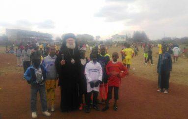 Πορεία Αγάπης του Πατριάρχη Αλεξανδρείας στην Κένυα (ΦΩΤΟ)