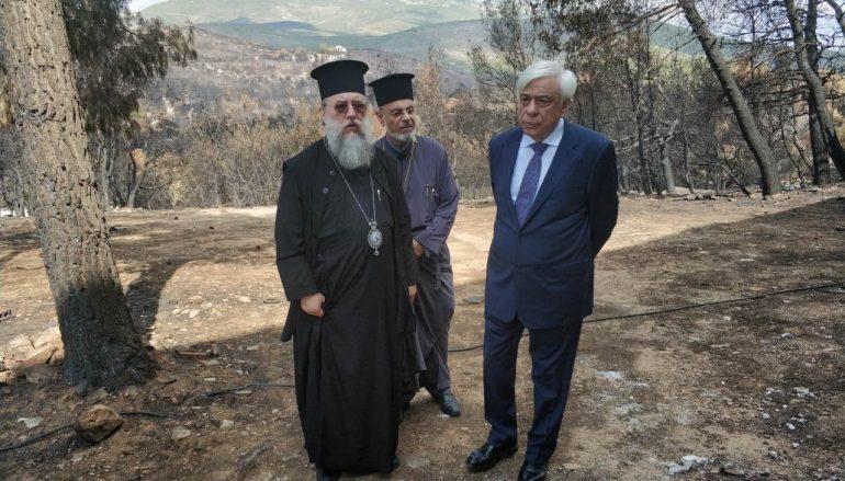 Το Λύρειο Ίδρυμα επισκέφθηκε ο Πρόεδρος της Δημοκρατίας (ΦΩΤΟ)