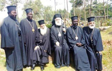 Ο Πατριάρχης Αλεξανδρείας Θεόδωρος στην Κένυα (ΦΩΤΟ)