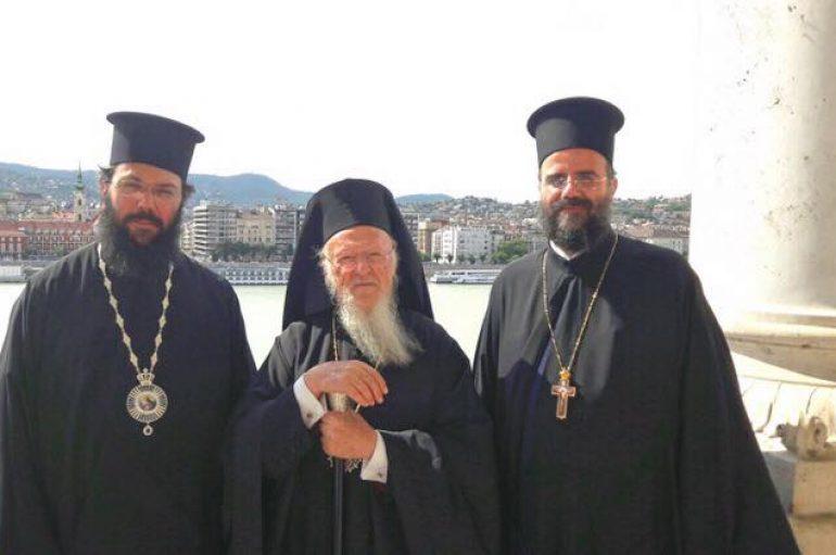 Βοηθός Επίσκοπος στην Ι. Μ. Αυστρίας ο Αρχιμ. Παΐσιος Λαρεντζάκης