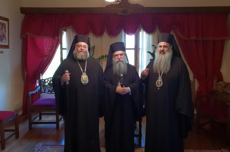 Μοναχοί της Ιεράς Μονής Βουλκάνου που ανεδείχθησαν Αρχιερείς