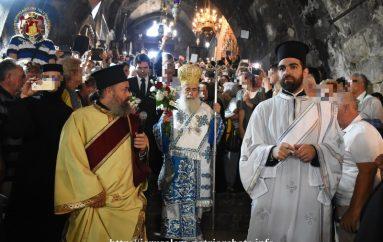 Τα Εγκώμια της Υπεραγίας Θεοτόκου στο Πατριαρχείο Ιεροσολύμων (ΦΩΤΟ)