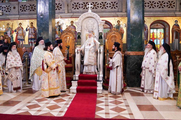 Η Βέροια εόρτασε τον Πολιούχο της Όσιο Αντώνιο (ΦΩΤΟ)