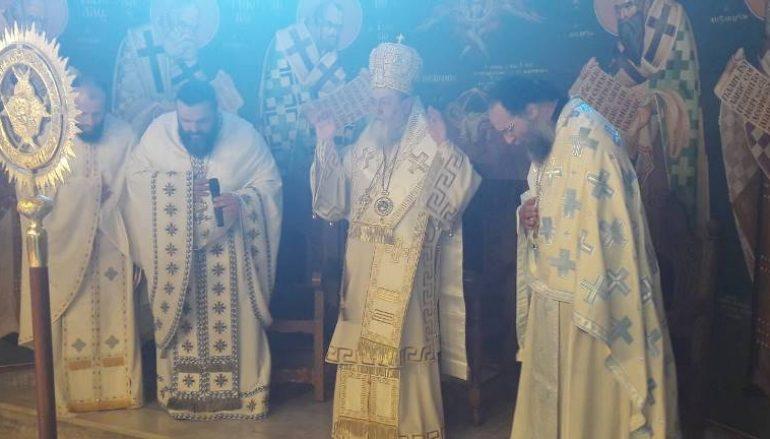 Αρχιερατική Θεία Λειτουργία και τέλεση Μνημοσύνων στην Ι. Μ. Κορίνθου (ΦΩΤΟ)