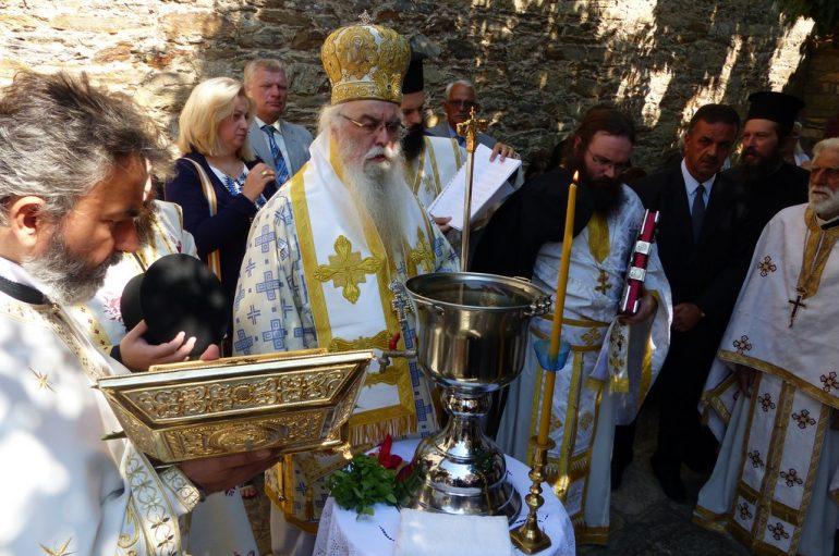 Τον Άγιο Νεομάρτυρα Μάρκο τίμησε η Κλεισούρα (ΦΩΤΟ)