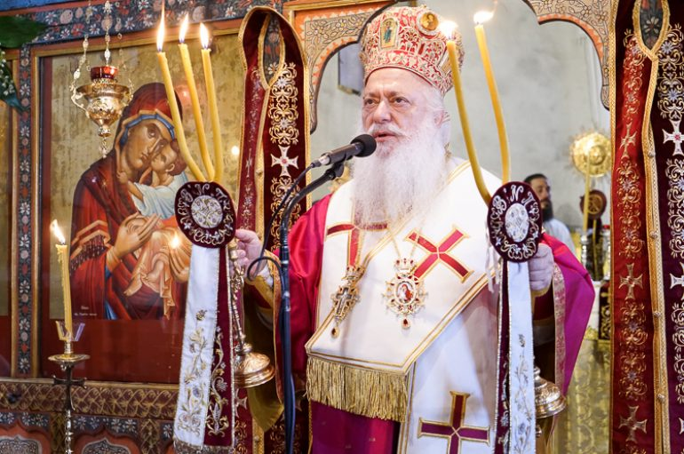 Πανηγύρισε ο Ιερός Ναός Αγίου Στεφάνου Βεροίας (ΦΩΤΟ)