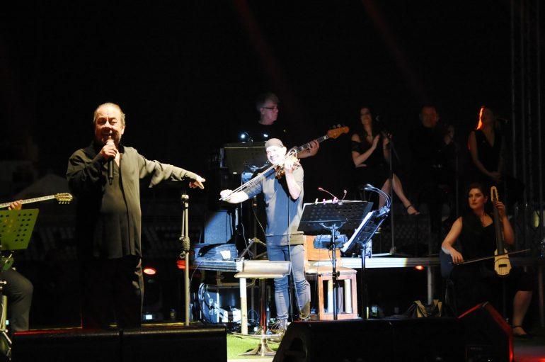 Συναυλία με τον Γιάννη Πάριο διοργάνωσε η Ι. Μητρόπολη Κίτρους (ΦΩΤΟ)