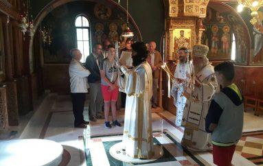 Η εορτή της Παναγίας στην Ι. Μητρόπολη Γρεβενών (ΦΩΤΟ)