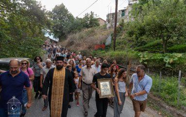 Το οδοιπορικό της Παναγίας Μαρδακιώτισσας στη Μεσσηνία (ΦΩΤΟ)