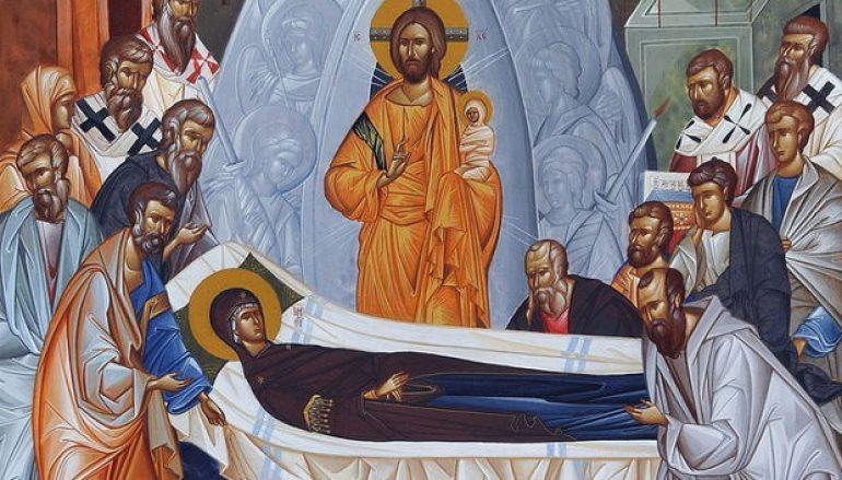 """""""Θεοτόκος και Εκκλησία"""" του θεολόγου Ιωάννη Μπουγά"""