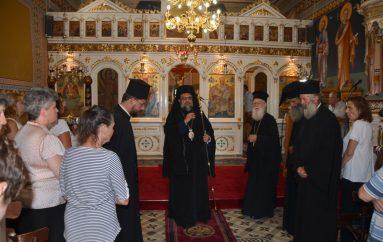 Τελευταία Παράκληση στην Παναγία από τον Μητροπολίτη Μεσσηνίας (ΦΩΤΟ)