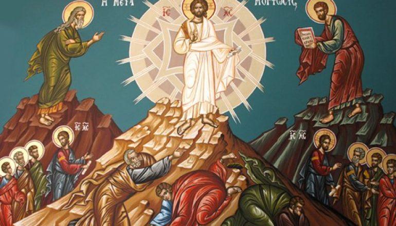 Ο Μητροπολίτης Μάνης για την εορτή της Μεταμορφώσεως του Κυρίου