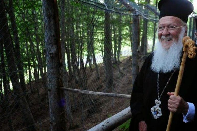 Το Μήνυμα του Οικ. Πατριάρχη για την ημέρα Προστασίας του Περιβάλλοντος